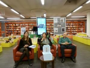 A Padova con Andrea Carubia e Cristina Rocchi